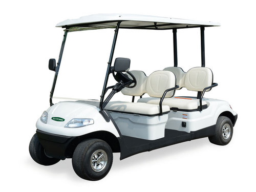 4-Seater Electric Golf Car