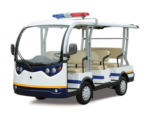 8_Seater Electric Patrol Car