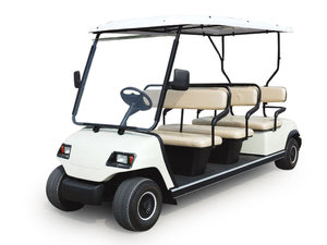 8-Seater Electric Sightseeing Car