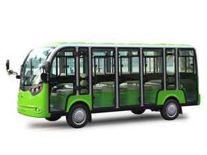 LVTONG 14 seater shuttle bus with door