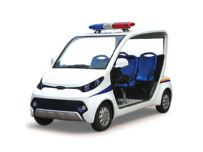 4-Seater Electric Patrol Car