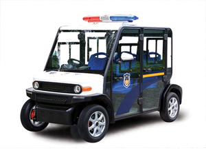 4 Seater Electric Patrol Car