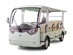 14 seater electric sightseeing bus